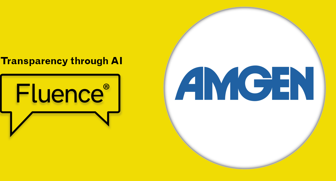 Amgen working with Fluence to enhance customer engagement